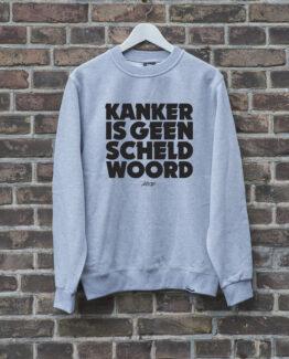 sweater-grijs-geenscheldwoord-zwart