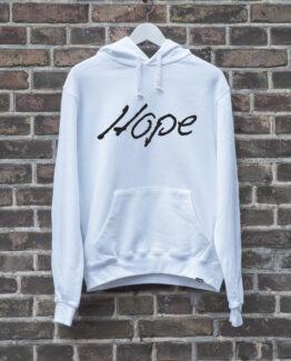 hoodie-wit-hope-zwart