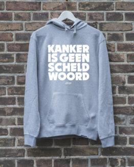 hoodie-grijs-geenscheldwoord-wit